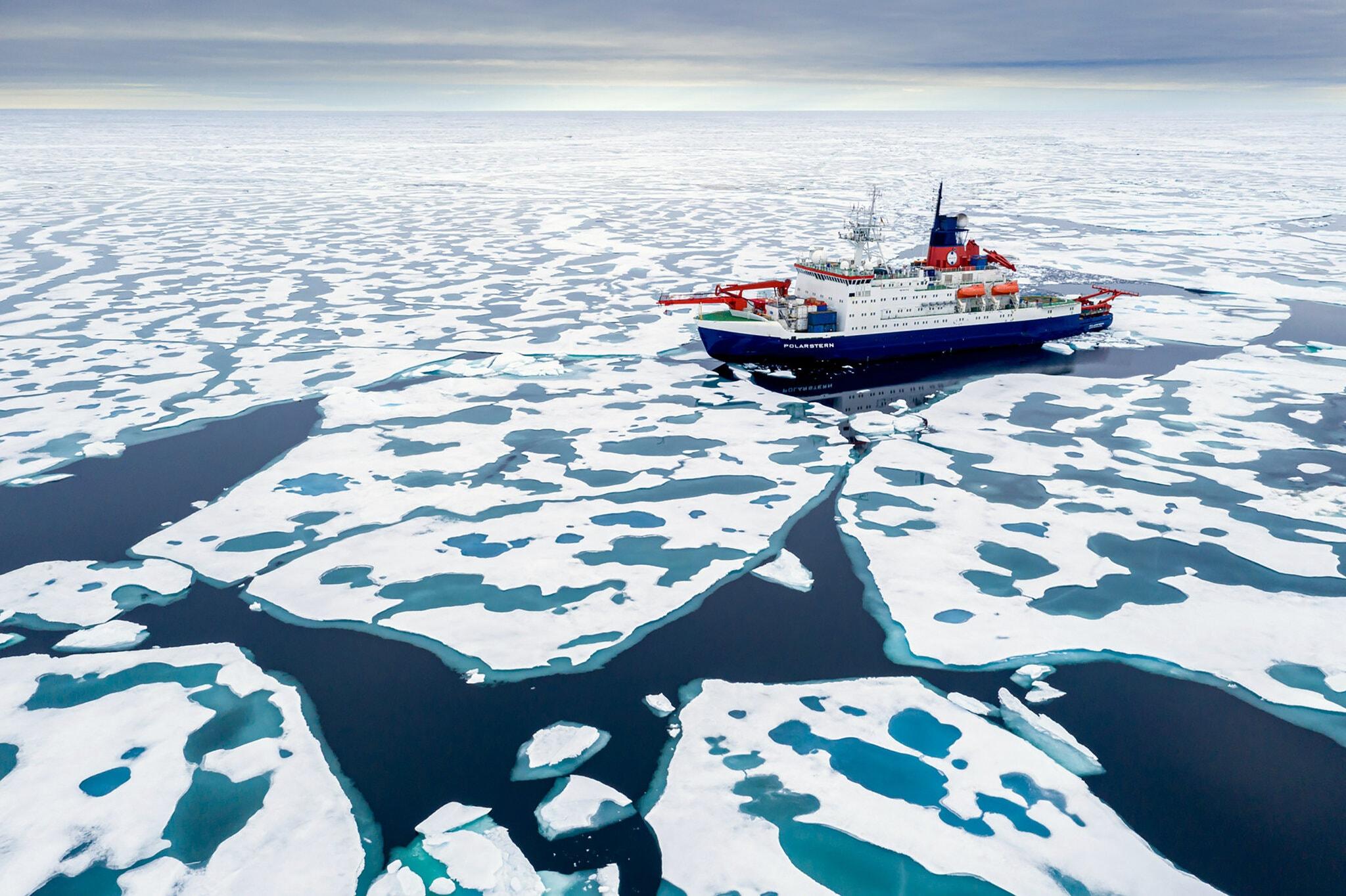 O Ártico Está Mudando