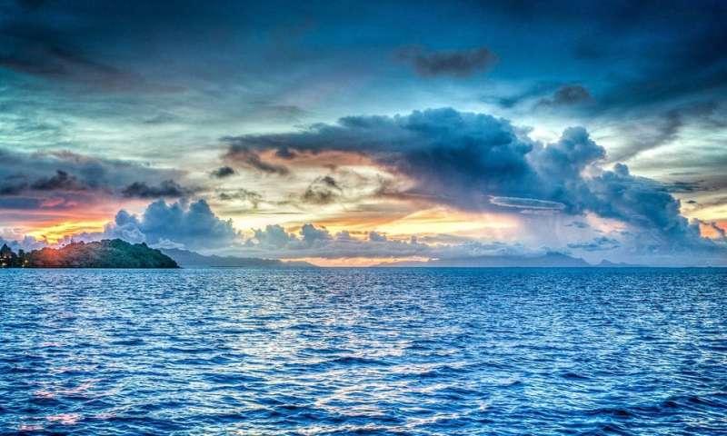 Captação De Carbono Pelo Oceano