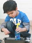 Air Pressure Balloon Science Experiment