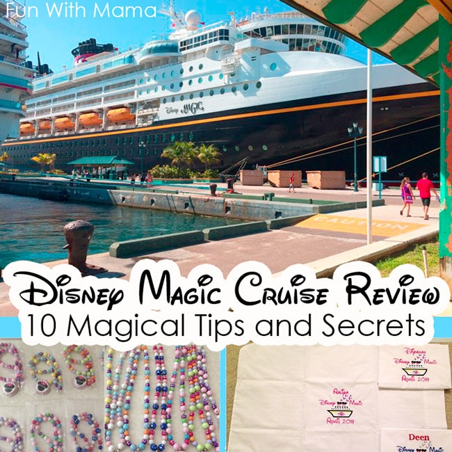 disney magic cruise review and tips secrets