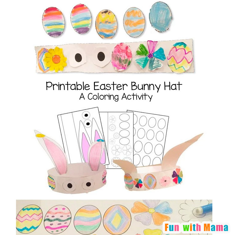 Easter Crafts for Preschool