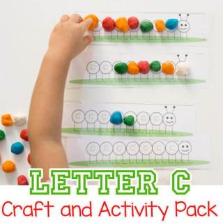 Printable Letter C Crafts and Activities