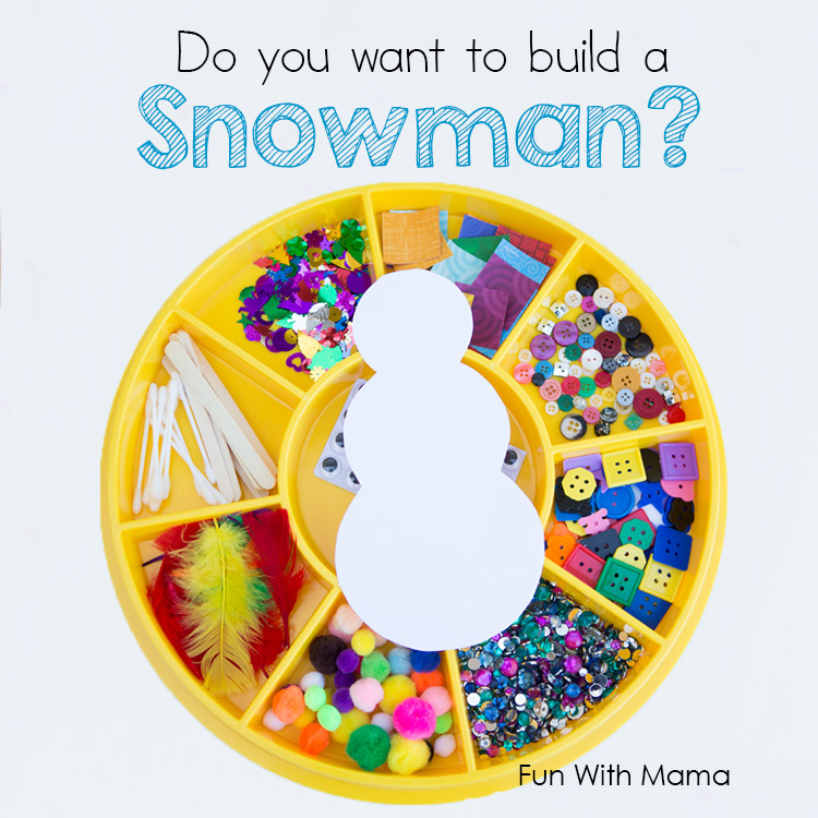do you want to build a snowman