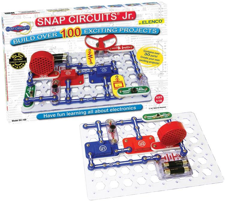 snap circuits jr review