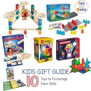kids stem gift guide