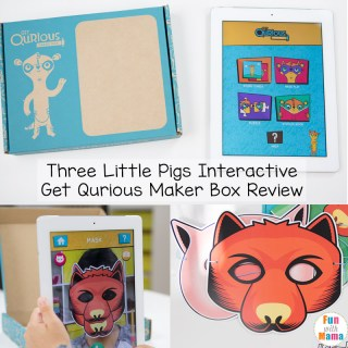 Three Little Pigs Get Qurious Review