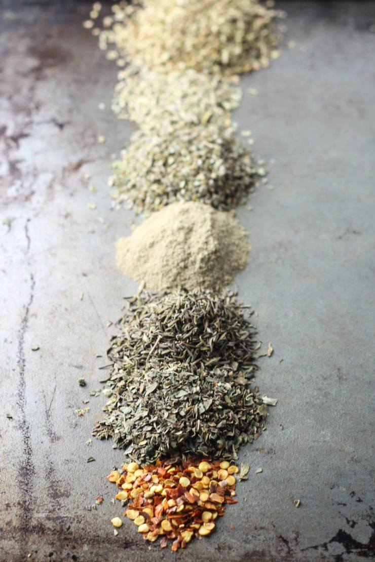 This Low Fodmap Italian Seasoning recipe offers a way to add classic flavor to meatballs, spaghetti or other favorite dishes - no garlic or onion needed!