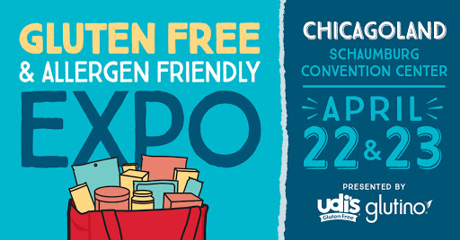 2017 Gluten Free Allergen Friendly Expo - Chicago