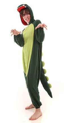 Funzoo – Dinosaur Adult Onesie Pajamas