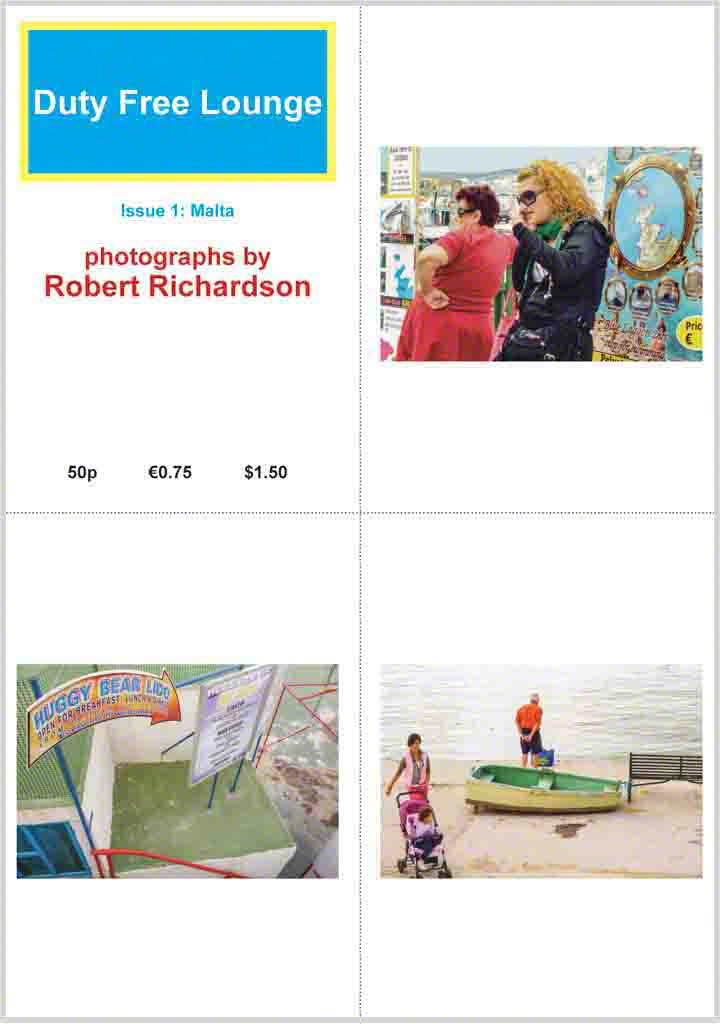 Robert Richardson | Duty Free Lounge