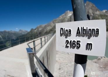 Capanna da l'Albigna Mt. 2340