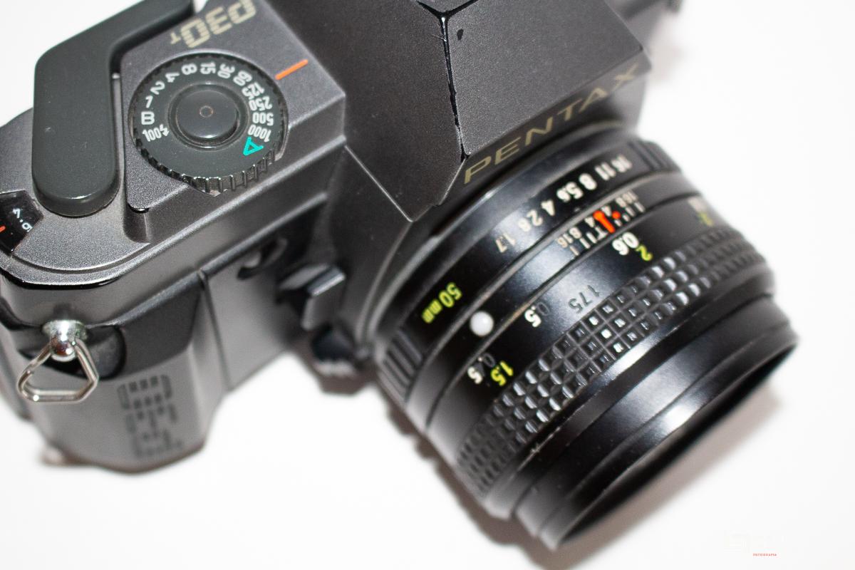Pentax P30n ©FuoriFuoco.it