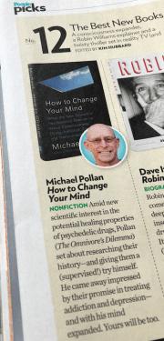 Michael Pollan su People Magazine
