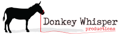 Global Game Jam Site Sponsor: Donkey Whisper Productions in Fuquay-Varina, NC | A DBA of Megan Hughes Creative