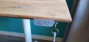 eiken bureau (oak desk) - bediening