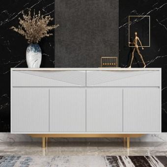 byf463China Modern High end Design Luxury Living Room Furniture Storage Side Cabinet