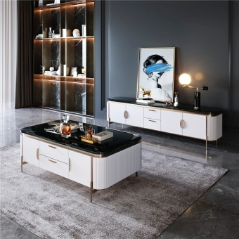 218china luxury home furniture storable stainless steel tv cabinet coffee table manufacturer supplier factory-furbyme (7)