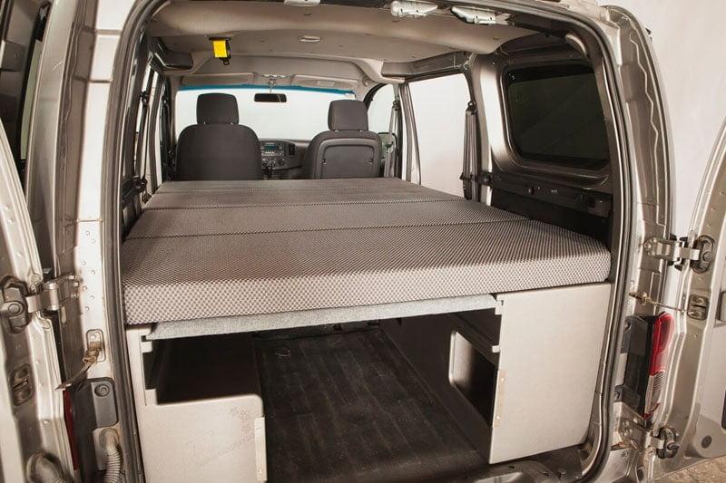 Nissan Nv Interior