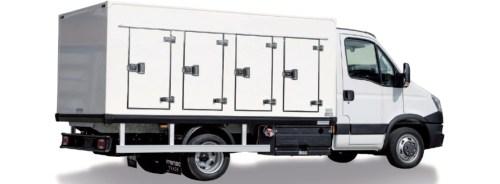 camion gelati usato