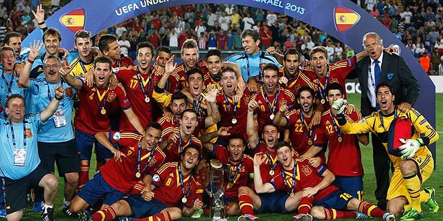 Roja - Koke, Thiago, Isco : l'avènement de la génération 92 championne d'Europe espoirs en 2013