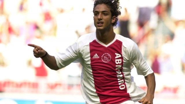 Mido à l'Ajax Amsterdam
