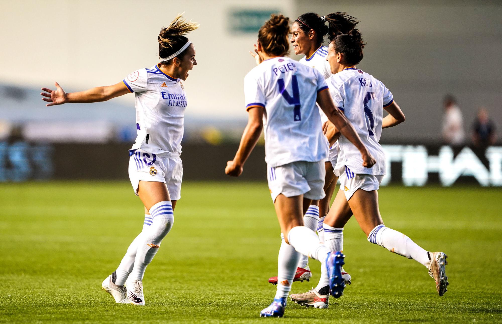 🚺 Football féminin / Ligue des Champions : le Real Madrid qualifié, Levante sort avec les honneurs