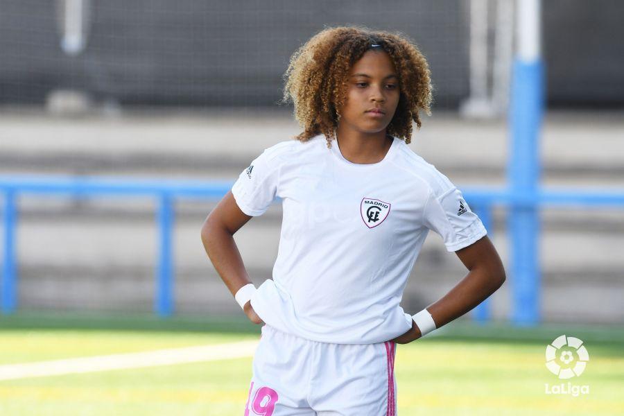 🚺 Madrid CFF / Vicky, de MVP en Liga Promises à joueuse de Liga Ellas à 15 ans