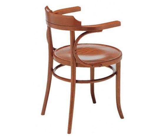 Classico ed intramontabile modello presente in quasi tutte le nostre case, sia per la sua versatilità che per i molteplici modi di utilizzo. Catalogo Furlani 60 Armchair Wood