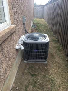 Heat Pump, Air Conditioner Installation