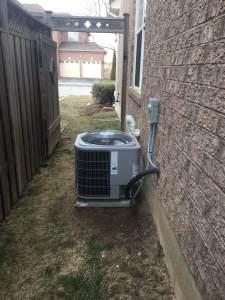 Heat Pump, Air Conditioner Installation