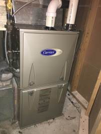 Carrier Furnace Installation Toronto