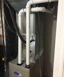 Carrier Furnace Installation in Mississauga