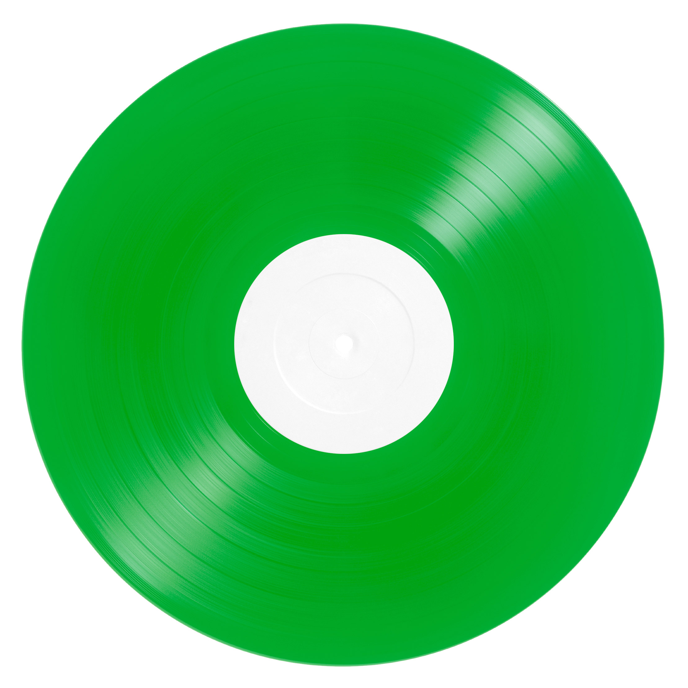 Color Special Effect Vinyl Furnace Record Pressing