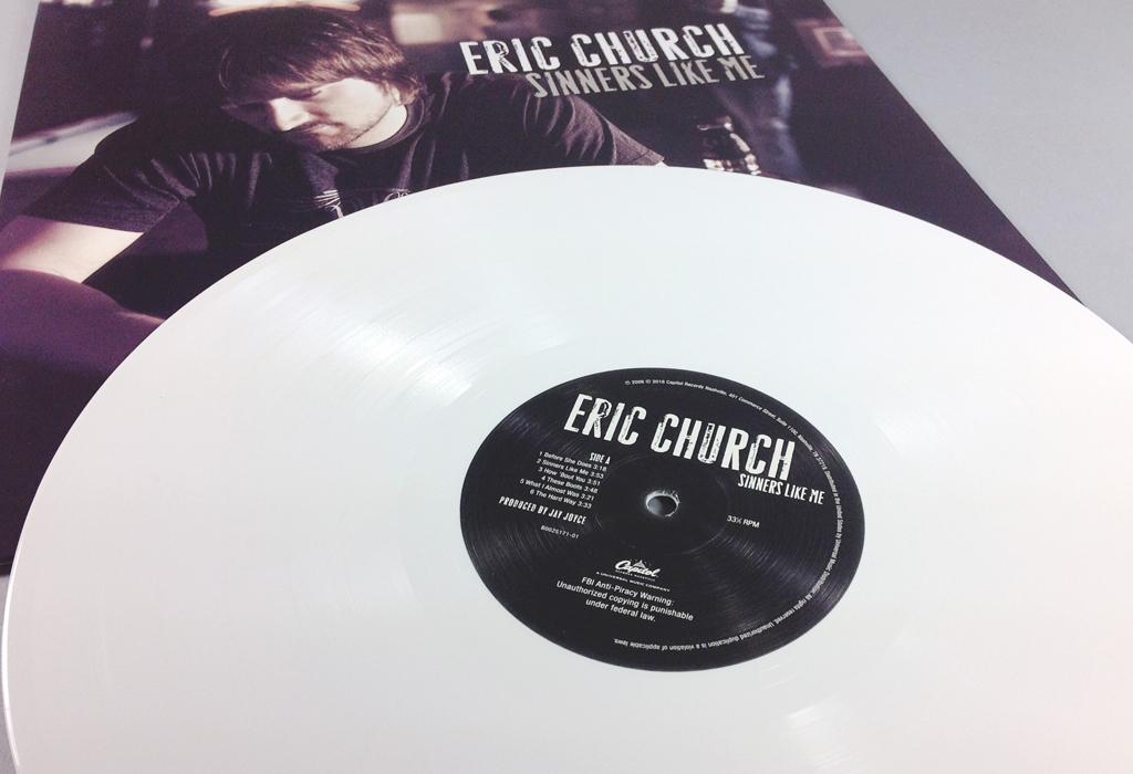 Eric Church – 12″