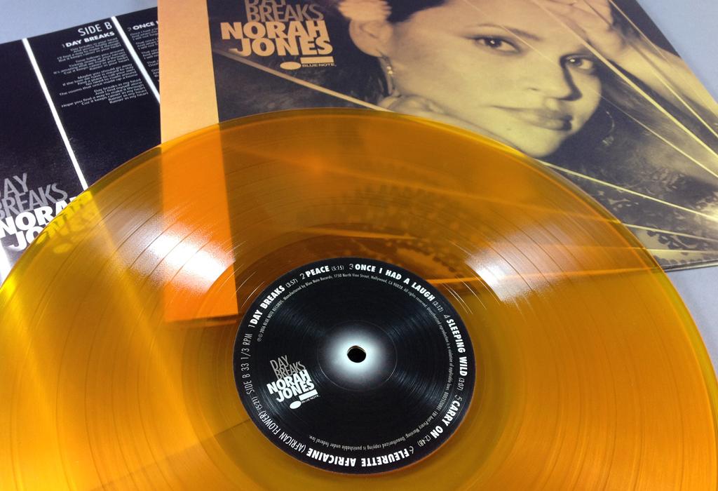 Norah Jones – 12″