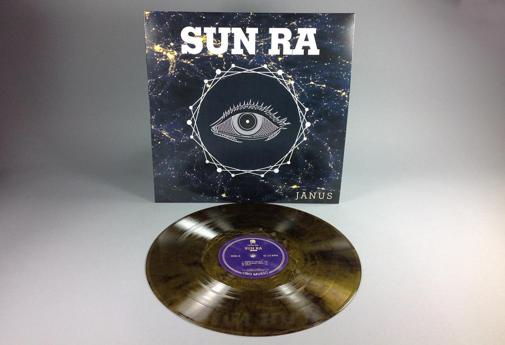 Sun Ra – 12″