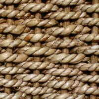 ( BL015 ) Abaca Twisted Nat Wash With Bleaching