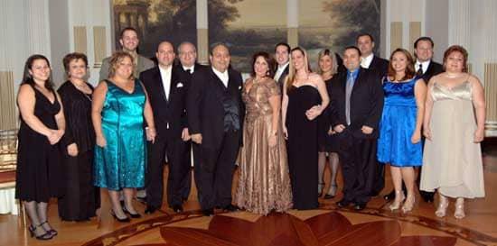 Julius M Feinblum Receives Jerry Gans Memorial Award