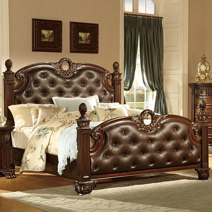Set Tempat Tidur Jati Mewah Orleans