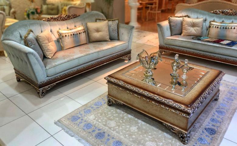 Sofa Klasik Modern Valentin