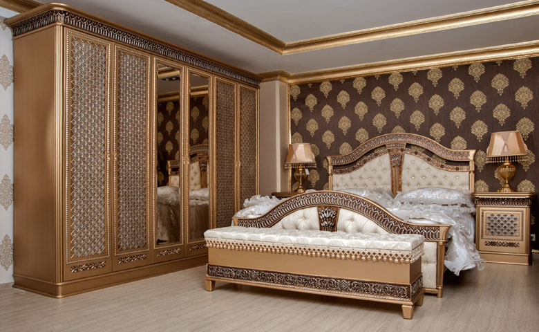 Kamar Set Klasik Modern Klasik Belinda