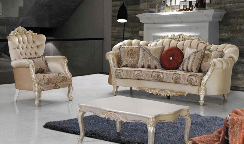 Sofa Mewah Untuk Ruang Tamu Ruya