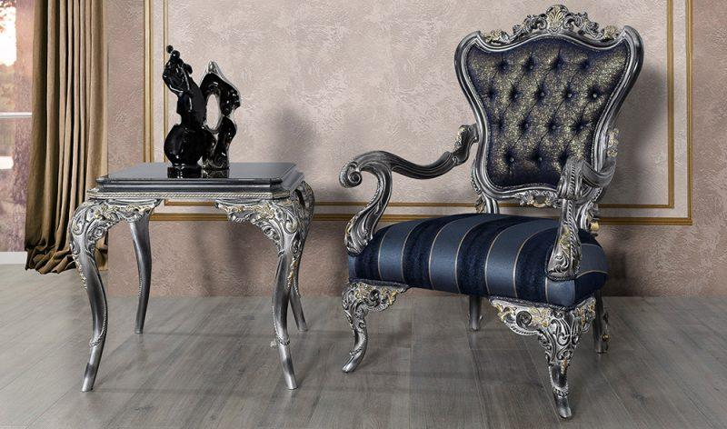 Sofa Rumah Mewah Klasik Mavera