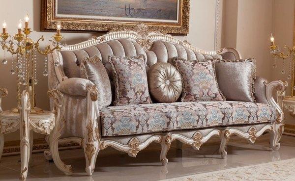 Sofa Mewah Minimalis Klasik Okyanus