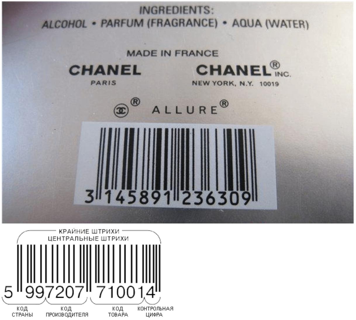 Comment distinguer les faux esprits de l'original: nous n'achètes que d'un vrai parfum