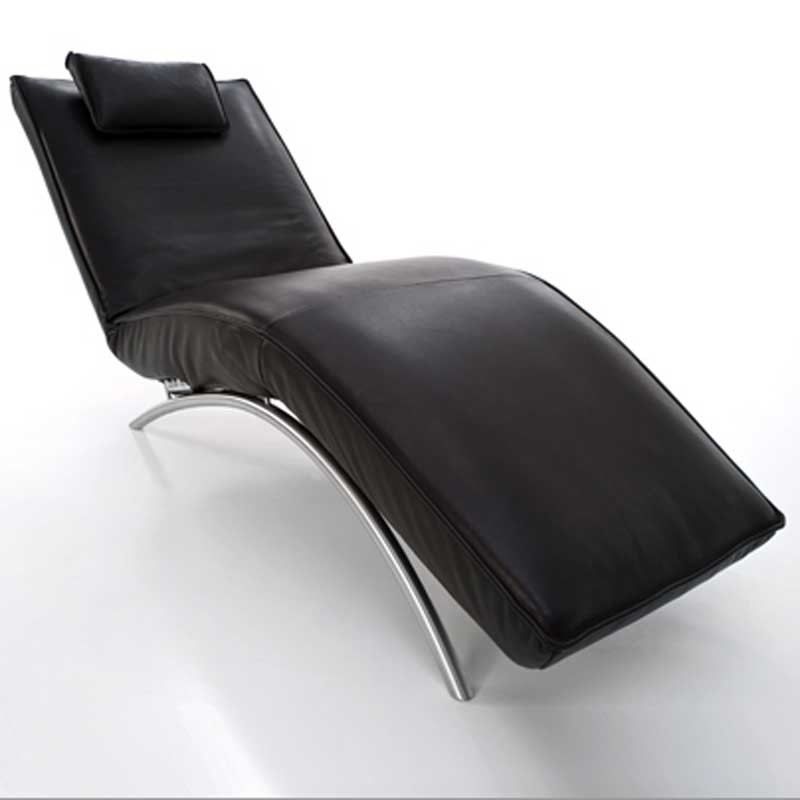 Jonas Reclining Chaise Longue By Koinor From