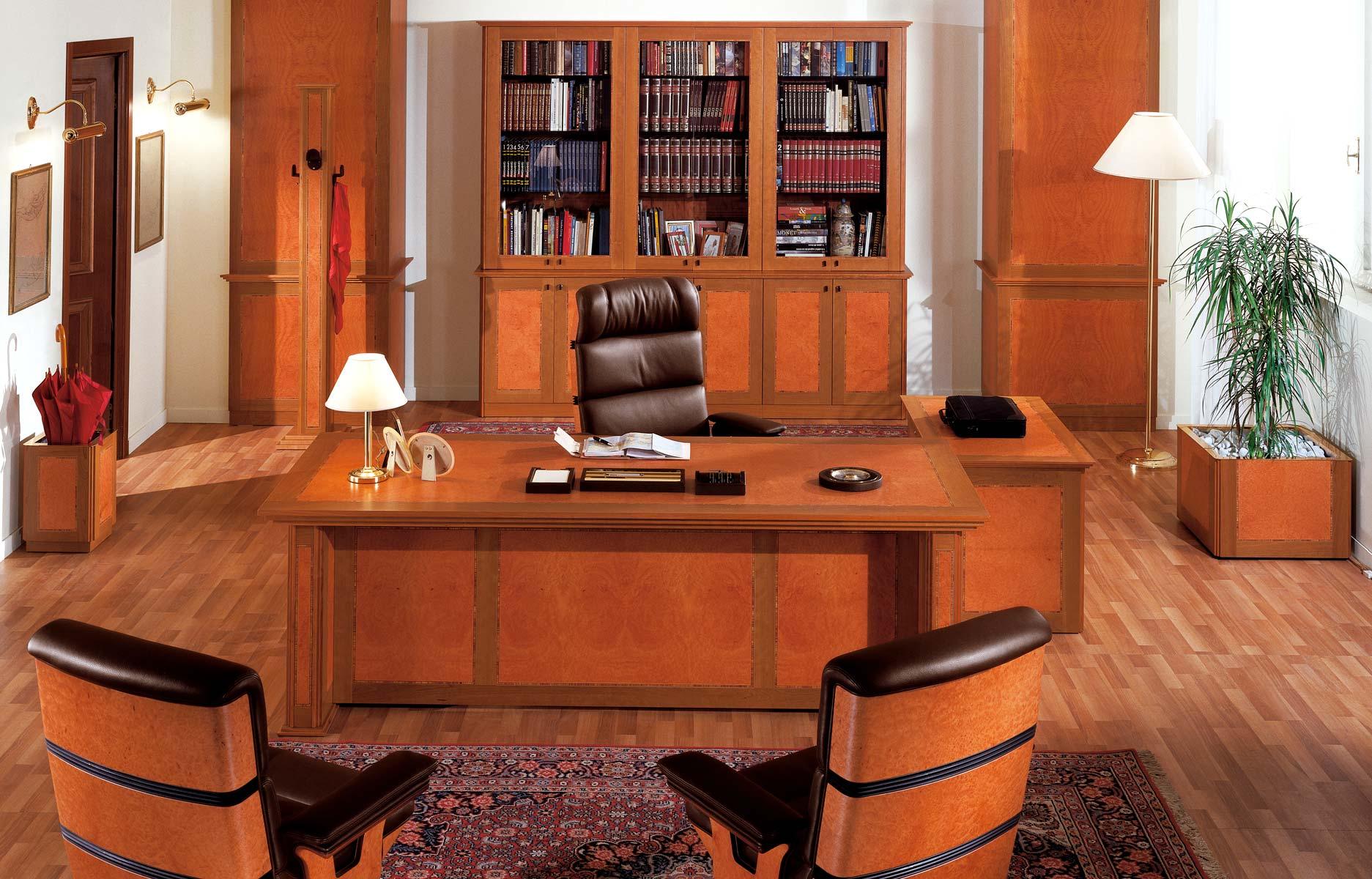 Office planet è un punto di riferimento in italia nel settore della progettazione e dell'arredamento per ufficio. Uffici Dirigenziali E Presidenziali Di Lusso R A Mobili