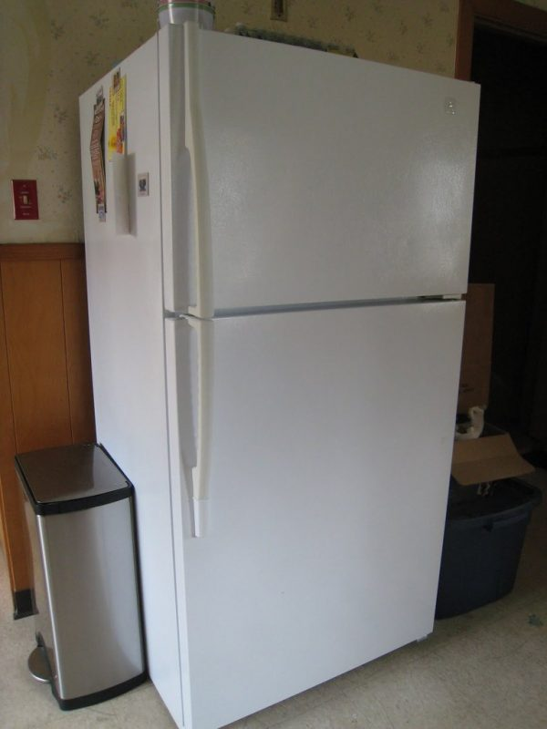 used kitchen fridge