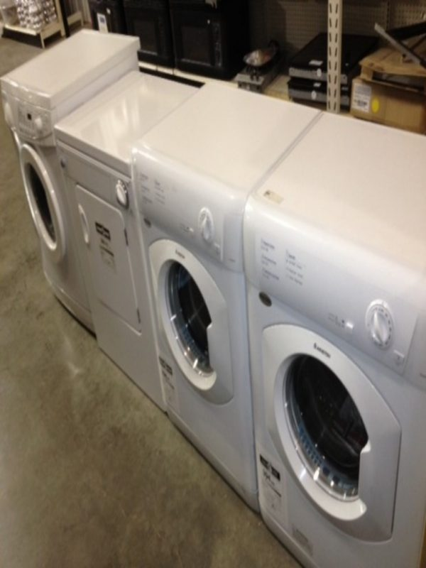 used washing machine