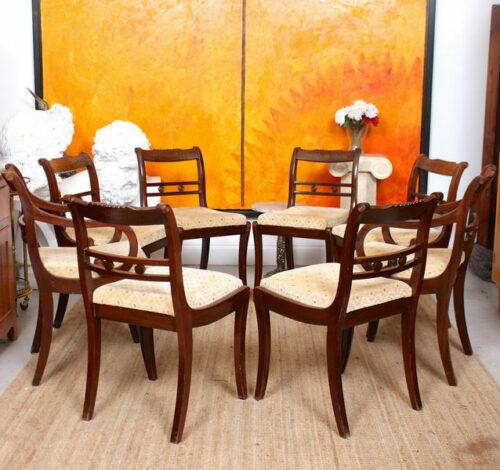 Kursi Cafe Jati Brass Klasik